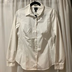 Basic Women's Dress Blouse